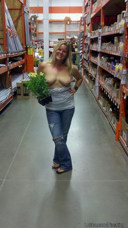 Nikki Powers flashing home depot