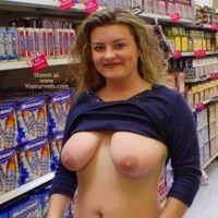 exposed breasts store