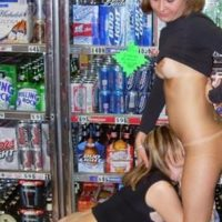 sex in convenience store