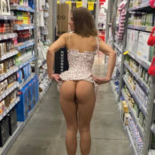 buns out in the hardware store